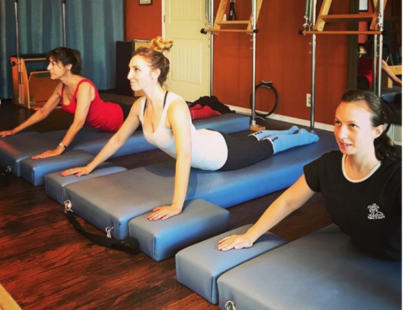 Online Group Mat Pilates Classes