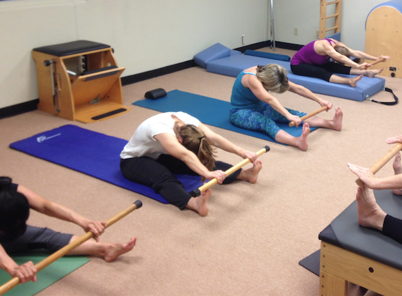 Group Mat & Reformer Pilates Classes