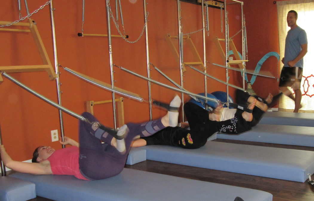 Group Mat, Reformer & Tower Pilates Classes