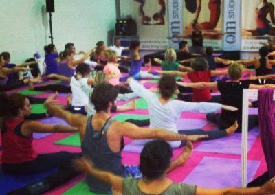 yoga show Jamie Isaac